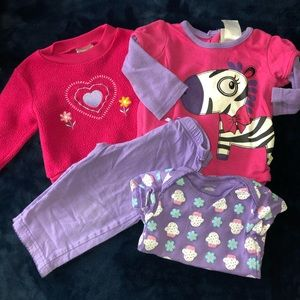 🔆baby Girls size 6-9 months🔆 🆓buy 3 get 1 🆓🍎